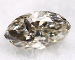 Salt And Pepper Diamond 0.06Ct Untreated Genuine Fancy Diamond C1104