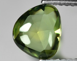 1.28 Cts Amazing Rare Natural Fancy Green Loose Gemstone