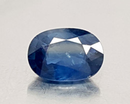 1.39CT BLUE SAPPHIRE HEATED BEST QUALITY GEMSTONE IIGC53