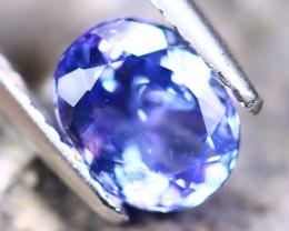 1.57cts Violet Blue D Block Tanzanite / KL56