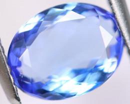 2.53cts Violet Blue D Block Tanzanite / KL49