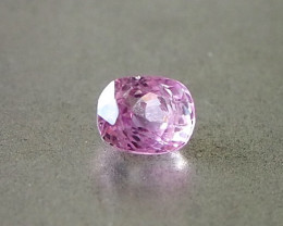 1.09ct unheated pink sapphire
