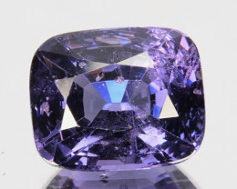 ~PRETTY~ 2.20 Cts Natural Vivid Purple Spinel Cushion Cut Sri Lanka
