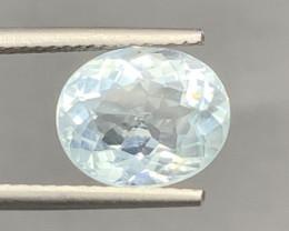 2.50 Carats Aquamarine Gemstone