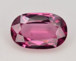 AAA Cut 1.35 Ct Natural Ravishing Color Rhodolite Garnet