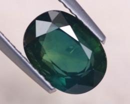 2.67Ct Natural Greenish Blue Sapphire Oval Cut Lot B2246