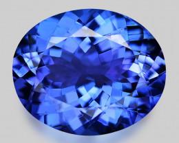 4.49 Cts AAA 11.88x5.66 rare Violet Blue Color Natural Tanzanite Gemstone
