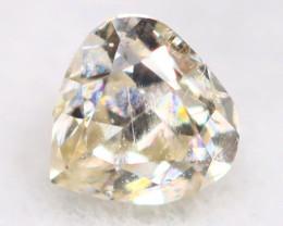 Light Yellow Diamond 0.10Ct Untreated Genuine Fancy Diamond B1313