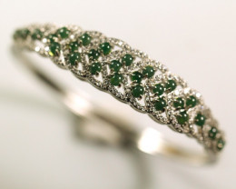 Natural Grade A Jadeite Jade Bracelet