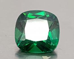 2.55Crt Green Topaz Natural Gemstones JI43