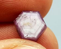 3.49Crt Trapiche Ruby  Natural Gemstones JI43