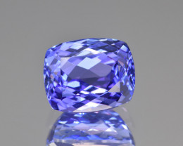 Natural Tanzanite 5.31 Cts AAA Quality Top Grade  Faceted Gemstone
