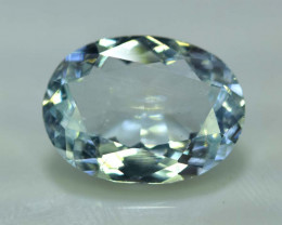 NR 9.05 cts Natural Aquamarine Gemstone