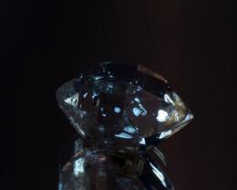 Rare Petroleum Quartz with Moving Bubble 5.57 Cts