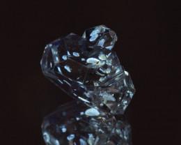 Rare Petroleum Quartz with Moving Bubble 5.84 Cts