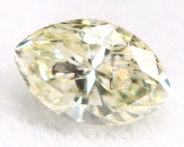 Salt And Pepper Diamond 0.08Ct Untreated Genuine Fancy Diamond B1409