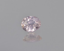 Natural Pink Topaz 0.54 Cts Rare Gemstone from Katlang, Pakistan