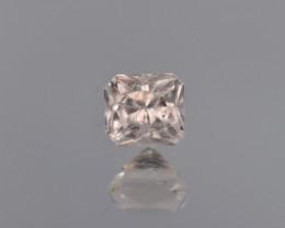 Natural Pink Topaz 0.80 Cts Rare Gemstone from Katlang, Pakistan