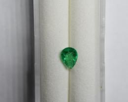 0.95 Carat Vivid Green AFGHAN (Panjshir) Emerald!