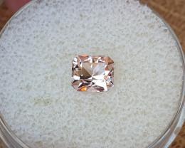 1,02ct Pink Tourmaline - Master cut!