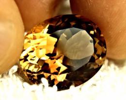 26.42 Carat Golden Brazilian VVS1 Topaz - Gorgeous
