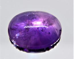 16.68 Cts Amazing Rare Natural Green Amethyst Loose Gemstone