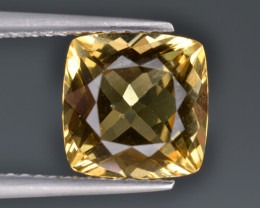 Natural Heliodor 3.00 Cts Top Luster