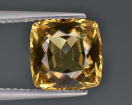 Natural Heliodor 3.22 Cts Top Luster