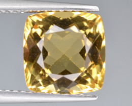 Natural Heliodor 3.34 Cts Top Luster