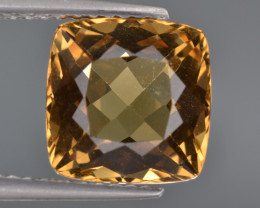 Natural Heliodor 3.36 Cts Top Luster