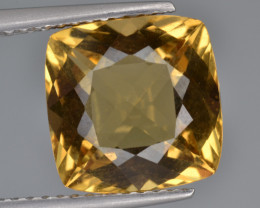 Natural Heliodor 4.24 Cts Top Luster