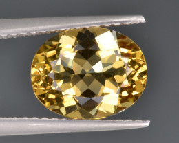 Natural Heliodor 2.40 Cts Top Luster