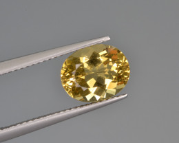 Natural Heliodor 2.55 Cts Top Luster