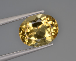 Natural Heliodor 2.58 Cts Top Luster