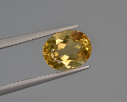 Natural Heliodor 2.61 Cts Top Luster