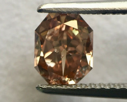 Natural Loose Brown Diamond