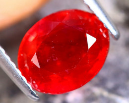 3.45cts Blood Red Colour Ruby / MA366