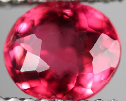 1.08 CT Excellent Cut!! Copper Bearing Mozambique Tourmaline-PTA242