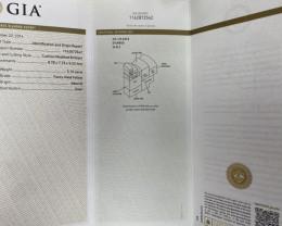 GIA-3.10-Vivid-Yellow-Diamond-Report