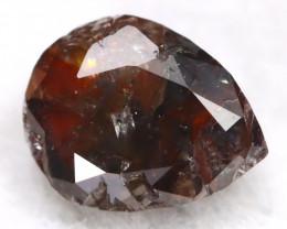 0.36Ct Natural Untreated Fancy Cognac Diamond BM0207