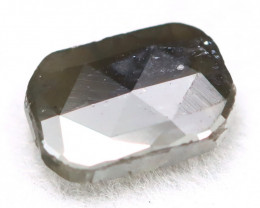 0.37Ct Natural Untreated Fancy Grey Diamond BM0218