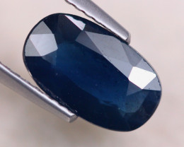 2.41ct Natural Blue Sapphire Oval Cut Lot S155