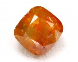 0.30Ct Natural Untreated Fancy Orange Diamond BM0227