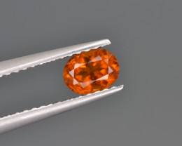 Natural Clinohumite 0.55 Cts From Afghanistan