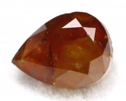 0.35Ct Natural Untreated Fancy Cognac Diamond BM0230