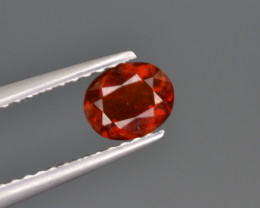 Natural Clinohumite 0.60 Cts From Afghanistan