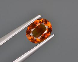 Natural Clinohumite 0.78 Cts From Afghanistan