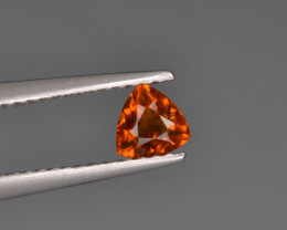 Natural Clinohumite 0.34 Cts From Afghanistan