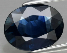 2.20 ct 100% Natural Earth Mined Blue Sapphire Thailand