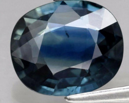 1.34  ct 100% Natural Earth Mined Blue Sapphire  Australia